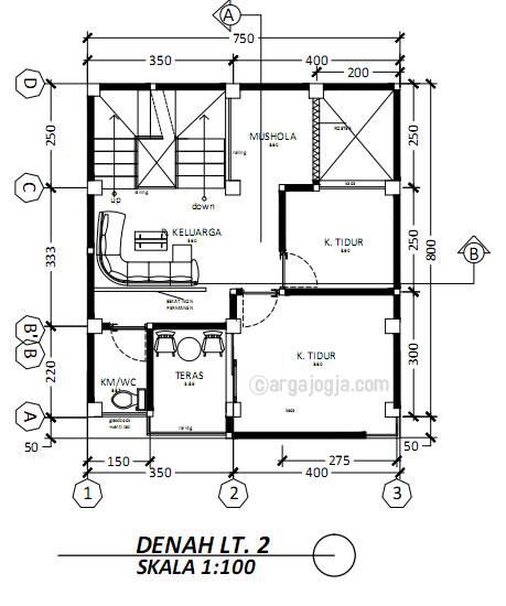 2nd floor jun house