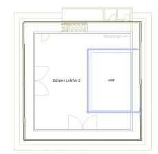 desain masjid minimalis fasad roster - argajogja