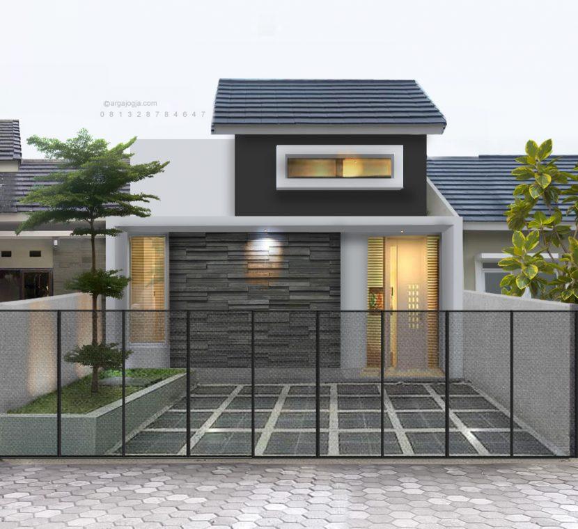 Minimalis House Argajogja