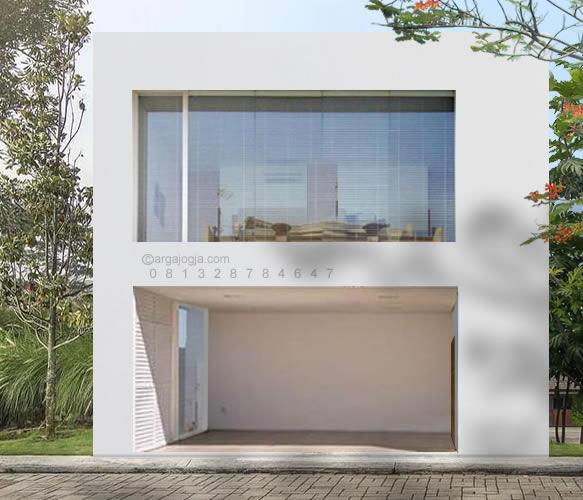 Rumah Minimalis Lahan Kecil 8x 6